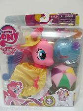 My Little Pony Fashion Style PINKIE PIE w/ 2 Hats an Unbrella Hat & More!