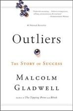 Outliers: The Story of Success by Malcolm Gladwell- Hardcover Book