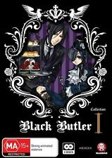Black Butler (Kuroshitsuji) Collection 1 (Eps 1-12) NEW R4 DVD
