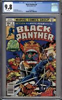 Black Panther 6 CGC Graded 9.8 NM/MT Marvel Comics 1977