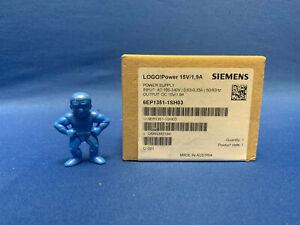 Siemens 6EP1351-1SH03 LOGO! Power Supply 15V 1,9A *New in sealed box*