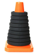 Perfect Fit PLAY ZONE KIT 9 XACT RINGS W CONE - Vibrating rings