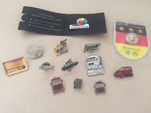 13 Pins Auto mercedes VW Pin Skoda Opel