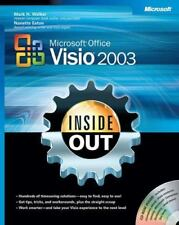 Microsoft Office Visio 2003 Inside Out-ExLibrary