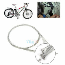 10x Fahrrad Edelstahl Schaltzüge Schaltzug Innenschaltkabel shift cable 2 Meter