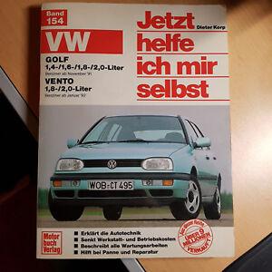 Dieter Korp Jetzt helfe ich mir selbst Band 154 VW Golf und Vento