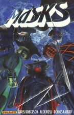 MASKS VOLUME 01 + 02 - Chris Roberson / Alex Ross / Dennis Calero