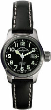 Zeno-watch Damenuhr Pilot Lady 8454-a1