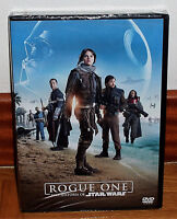 ROGUE ONE UNA HISTORIA DE STAR WARS DVD NUEVO PRECINTADO ACCION (SIN ABRIR) R2