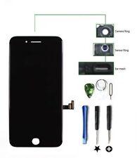 Für iPhone 8 Plus 5.5 Schwarz Display LCD Touchscreen RETINA + Werkzeug Panze...