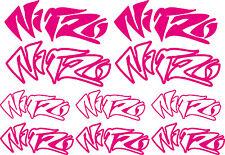 Sticker MBK Nitro - 43x30 cm