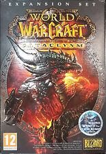 World of Warcraft: Cataclysm Expansion Pack PC GAME -PC-