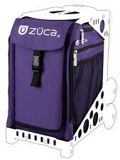 Zuca Sports Insert Bag Rebel Purple - New - No Frame - Free Fast Shipping!