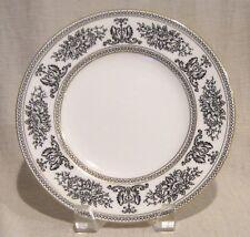 Wedgwood Columbia Black Salad Plate