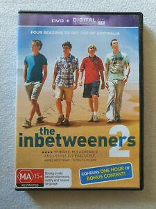 The Inbetweeners 2 DVD Movie - SAME / NEXT DAY POSTAGE FROM AUSTRALIA