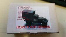 Horch 830 sankra WESPE resin models 1:48 Wes 48037