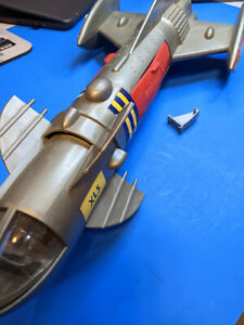 Vintage Playset Items, Fireball XL 5 Rocket 1963 MPC