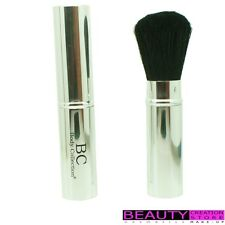 Body Collection Retractable Powder Brush Silver Kabuki Bc001