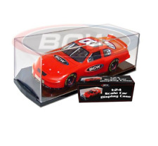 BCW 1:24 Scale Diecast Car Acrylic Display Case  For Action NASCAR Black Base