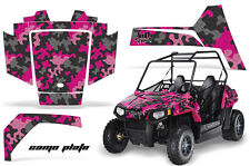 AMR Racing Polaris RZR 170 Decal Graphic Kit UTV Accessories All Years CAMO PINK