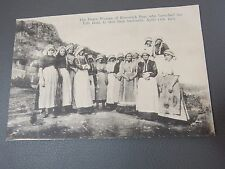 1901, heroines, husbands, launched, lifeboat, , runswick STAITHES RNLI WRECK
