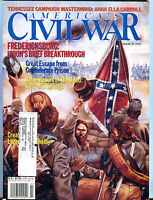 America's Civil War Magazine March 1995 Fredericksburg EX 072216jhe