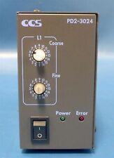 CCS PD2-3024 24V 2-Channel LED Light Digital Control Unit
