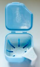False Teeth Container Denture Box Storage Case Dental Cleaning Box Oral Care