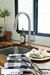 Pfister LG529-SAS Stellen Pull-Down Kitchen Faucet stainless steel