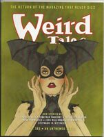 WEIRD TALES 363 1st NEW ISSUE in 5 years! Victor LaValle, Jonathan Maberry