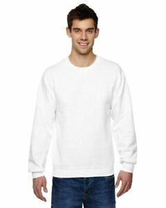 Fruit of the Loom SF72R Adult 7.2 oz. SofSpun® Crewneck Sweatshirt