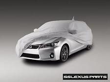 Lexus CT200h (2011-2017) OEM Genuine Custom Fit CAR COVER PT248-76110