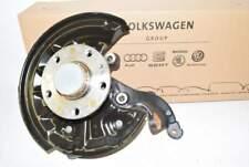 VW Golf 7 AU FL 17- Achsschenkel Radlagergehäuse HR Hinten Rechts + Radlager