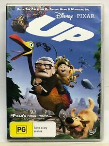 UP -  DVD - AusPost with Tracking