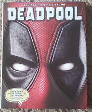 Deadpool blu-ray Ryan Reynolds