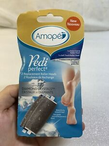 Amope : Pedi Perfect Mixed Pack Refills w/ Diamond Crystals :: 2 Count
