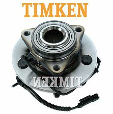 For Dodge Ram 1500 4WD 06-08 Front Wheel Bearing & Hub Assembly Timken SP500101