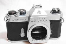 "[EXC.+++] Pentax Spotmatic F SPF 35mm SLR Film Camera Body ""FULLY WORKING"""