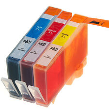 3 pk Color ink  for HP 920XL HP920 for HP Officejet 6000 6500 6500A 7000 7500a