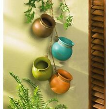 Dangling Mini Pot Outdoor Decor Yard Garden Darling Decoration