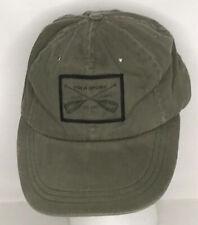 Vintage 90s Polo Ralph Lauren Fitted Hat Oars Sport USA Sportsman Sz M