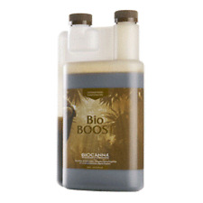 CANNA  BIO BOOST 1 LITRE FOR ALL MEDIUMS 100% CERTIFIED ORGANIC