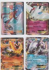 4x LOT Pokemon BREAKPOINT Full Art Ex SKYLA 122/122 PALKIA EMBOAR TOGEKISS !
