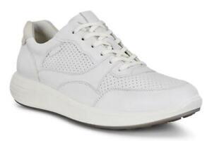 Ecco Soft 7 Runner White-shadow White Women's