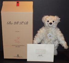 STEIFF TEDDY BEAR 28 PB 2002 CLUB EDITION EAN 420290 NMIB
