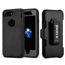 iPhone 7 Plus Case Shockproof Drop Protection Heavy Duty Tough Rugged Hybrid Har