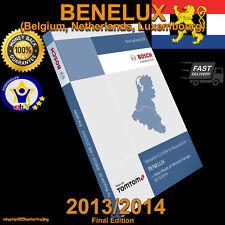 TELEATLAS DX BENELUX BELGIUM SATNAV DISC MAP NAVIGATION MFD1 MERCEDES COMAND 2.0