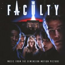 The Faculty [Audio CD] Various, OST, NEU/OVP