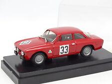 Progetto K 1/43 - ALFA ROMEO GIULIA GTA 1600 NURBURGRING DE ADAMICH N33 1967