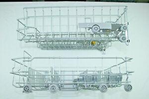 New BOSCH Dishwasher BASKET SET Top + Bottom Genuine SMI50C12GB SMI50C15GB SMI53